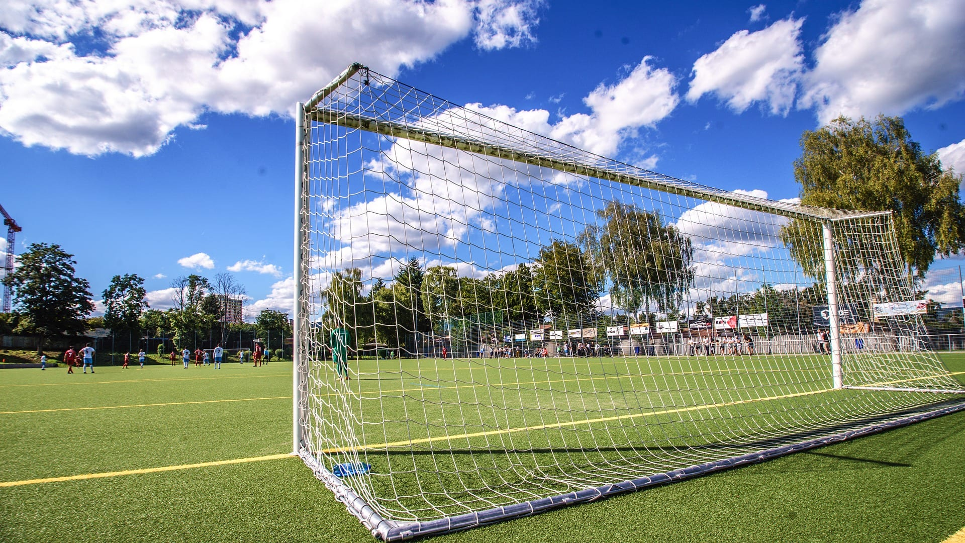 taupier terrain de foot et rugby